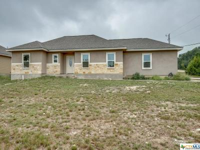 Canyon Lake Single Family Home For Sale: 135 Rocky Ranch Road