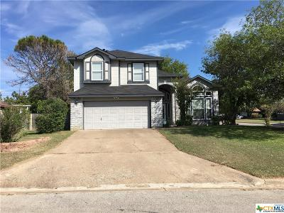 Harker Heights Single Family Home For Sale: 2115 Shawnee Trail