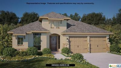 New Braunfels Single Family Home For Sale: 1186 Yaupon Loop