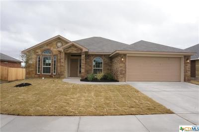 Killeen Single Family Home For Sale: 6804 Catherine Drive