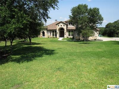 Belton Single Family Home For Sale: 9936 Sendera Drive