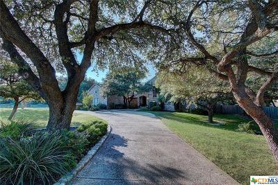 Georgetown TX Single Family Home For Sale: $550,000