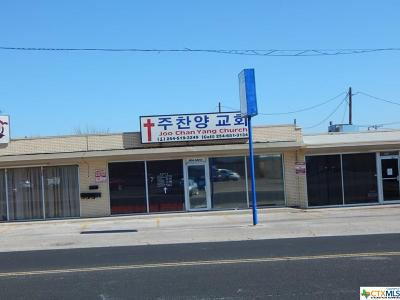 Killeen TX Commercial For Sale: $625,000