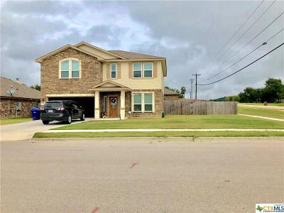 Copperas Cove Single Family Home For Sale: 3402 Plains
