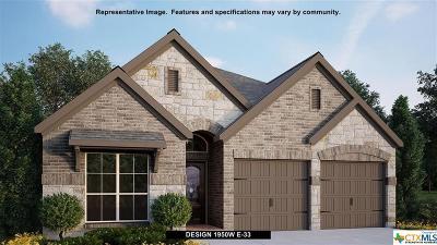 San Antonio Single Family Home For Sale: 2039 Hardee Pass