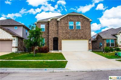 Killeen Single Family Home For Sale: 3313 Rusack