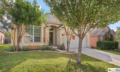 San Antonio Single Family Home For Sale: 26426 Walden Oak