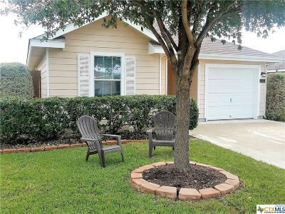 New Braunfels Single Family Home For Sale: 3262 Swallow Pointe