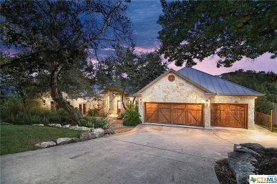 Canyon Lake Single Family Home For Sale: 2110 Connie