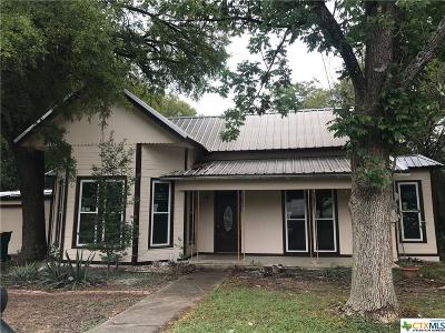Belton Single Family Home For Sale: 1500 Shady Lane