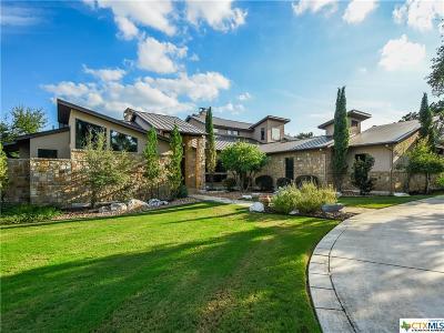 New Braunfels Single Family Home Pending Take Backups: 851 Uluru Avenue