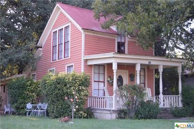 Lampasas County Single Family Home For Sale: 102 Walnut Street