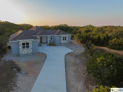 Canyon Lake Single Family Home For Sale: 143 Native Pecan