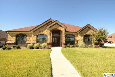 Killeen Single Family Home For Sale: 5905 Quenselite