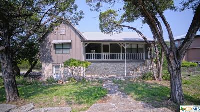 Canyon Lake Single Family Home For Sale: 801 Hillside Loop