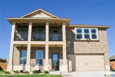Killeen Single Family Home For Sale: 603 Orion