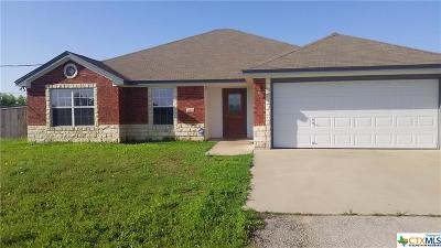 Copperas Cove Single Family Home For Sale: 247 Hempel