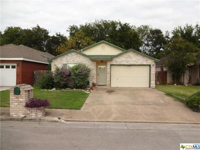 New Braunfels TX Single Family Home For Sale: $160,500