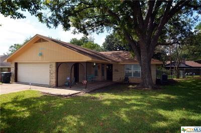 Temple Single Family Home For Sale: 3910 Hickory