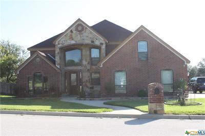 Harker Heights Single Family Home For Sale: 3940 Bella Vista Loop