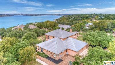 Canyon Lake Single Family Home For Sale: 536 Scarlet Court