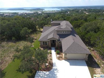 Canyon Lake Single Family Home For Sale: 2395 Sunset Ridge