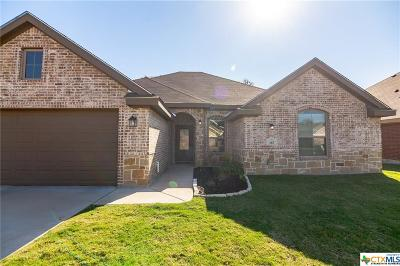 Belton Single Family Home For Sale: 187 Sheridan Loop