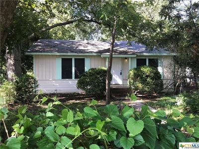 San Marcos Single Family Home For Sale: 107 Riverside