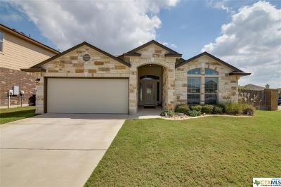 Temple Single Family Home For Sale: 1203 Fawn Lily