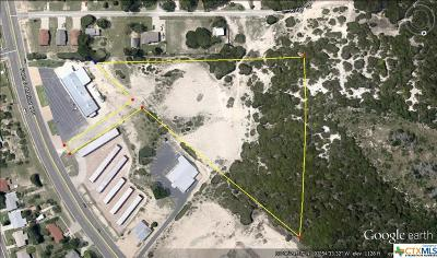 Copperas Cove Residential Lots & Land For Sale: 5 +/- Acres Fm 116