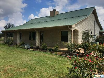 Moody Single Family Home For Sale: 4224 Old Bethany Road