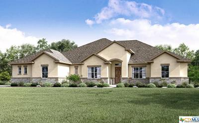 New Braunfels Single Family Home For Sale: 1205 Magnum