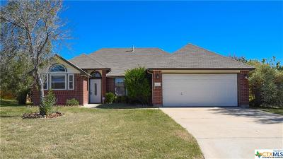 Harker Heights Single Family Home For Sale: 613 Hogan Drive