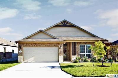 Temple Single Family Home For Sale: 424 Dandridge Drive