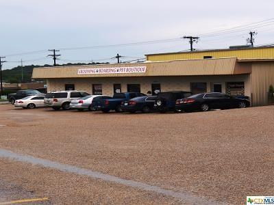 Copperas Cove Commercial For Sale: 301 W Business 190