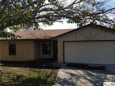 Copperas Cove Single Family Home For Sale: 239 Bridle