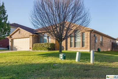 Harker Heights Single Family Home For Sale: 229 Memory Lane