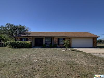 Copperas Cove Single Family Home For Sale: 420 Cheyenne Street