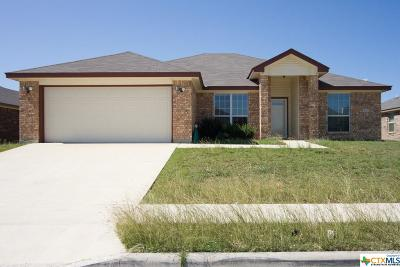 Killeen Single Family Home For Sale: 6509 Alvin Drive