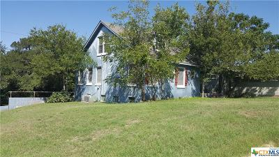 Lampasas Single Family Home For Sale: 607 North