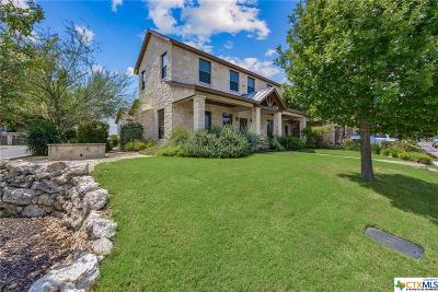 Comal County Single Family Home For Sale: 1203 Gruene Valley Circle