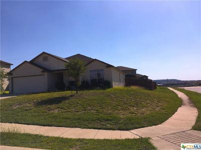 Copperas Cove Single Family Home For Sale: 1902 Griffin