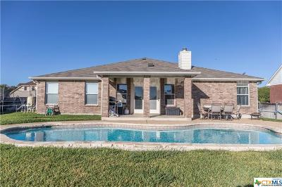 Harker Heights Single Family Home For Sale: 511 Tundra Drive