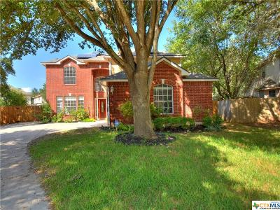 San Antonio Single Family Home For Sale: 16507 Pembranch