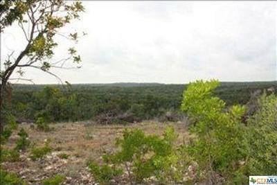 New Braunfels Residential Lots & Land Pending Take Backups: 120 Lupin