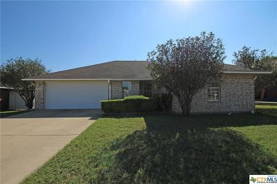 Killeen Single Family Home For Sale: 2004 Ledgestone
