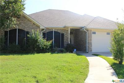 Harker Heights Single Family Home For Sale: 2115 Yak Trail