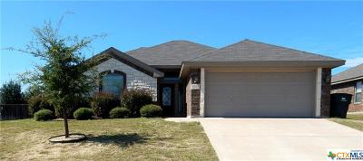 Temple Single Family Home For Sale: 5022 Karla Way