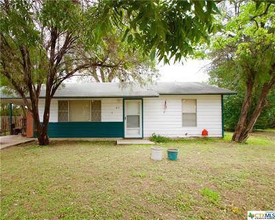 San Marcos Single Family Home Pending Take Backups: 419 Parker