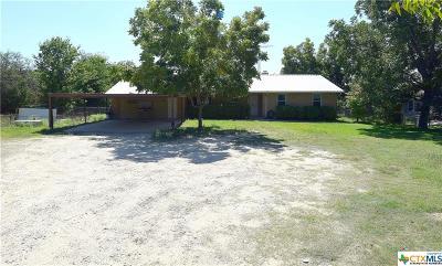 Killeen Single Family Home For Sale: 766 Gann Branch